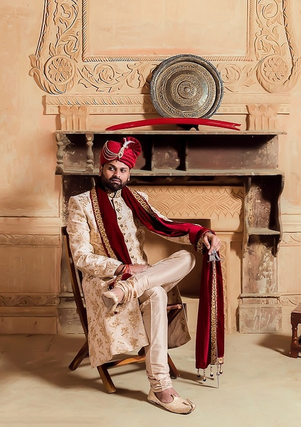Ajara Sherwani Collections)img