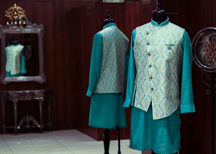 Ajara Wedding Kurta)img